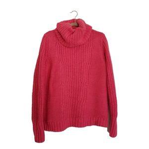 Banana Republic Cowl Neck Wool Sweater